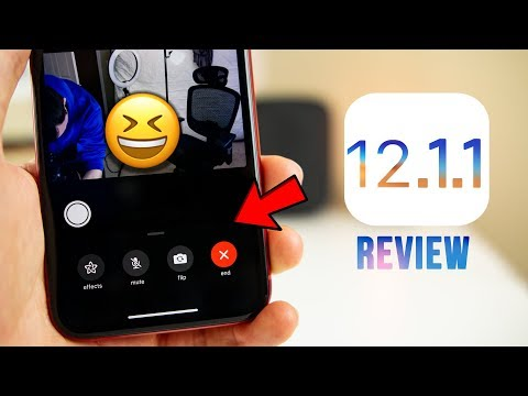 iOS 12.1.1 Makes THIS Great Again! (iOS 12.1.1 Review)