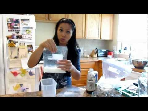 How To Make Homemade Ice Cream In a Plastic Bag Science Experiment!