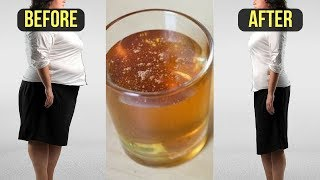 Just Boil 2 Ingredients & Drink This Before Bedtime and Lose Weight Overnight!