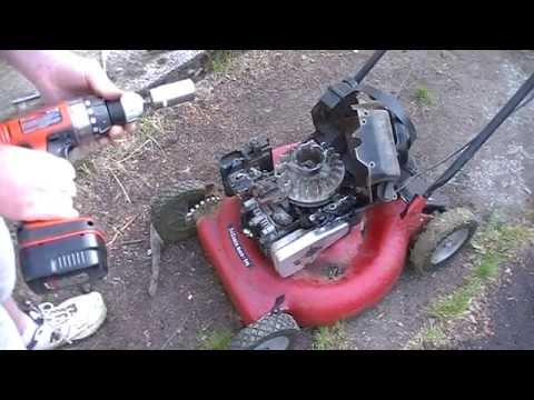 How to check for spark on your lawn mower