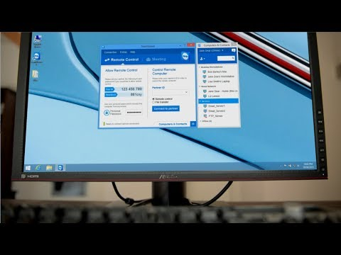 TeamViewer 9 - Remote Control and Online Meeting Software