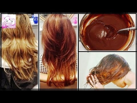 How to Dye Your Hair Naturally (with coffee) || Coffee Hair Dye Works Great