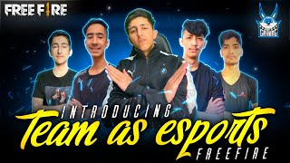 A_s Esports Team Playing Live Free Fire | Free Fire Tournament Gameplay -  Garena Free Fire