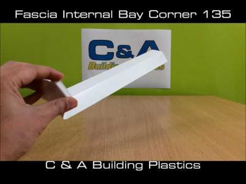 Fasica Internal Corner 135 for Bay Windows