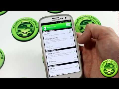Easy Answer - Hands Free Call Answering Android App Review