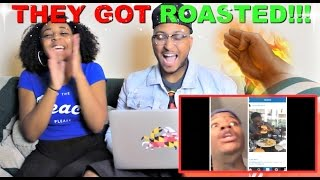 DC Young Fly Roast Compilation Reaction!!
