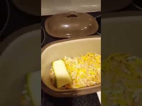 Mini deep covered baker & salad chopper demo