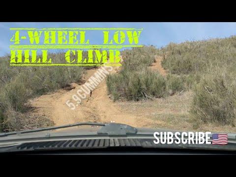 5.9 Cummins Hill Climb 12 valve Tune