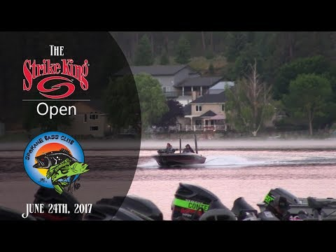 Strike King Open on Long Lake [Spokane Bass Club]