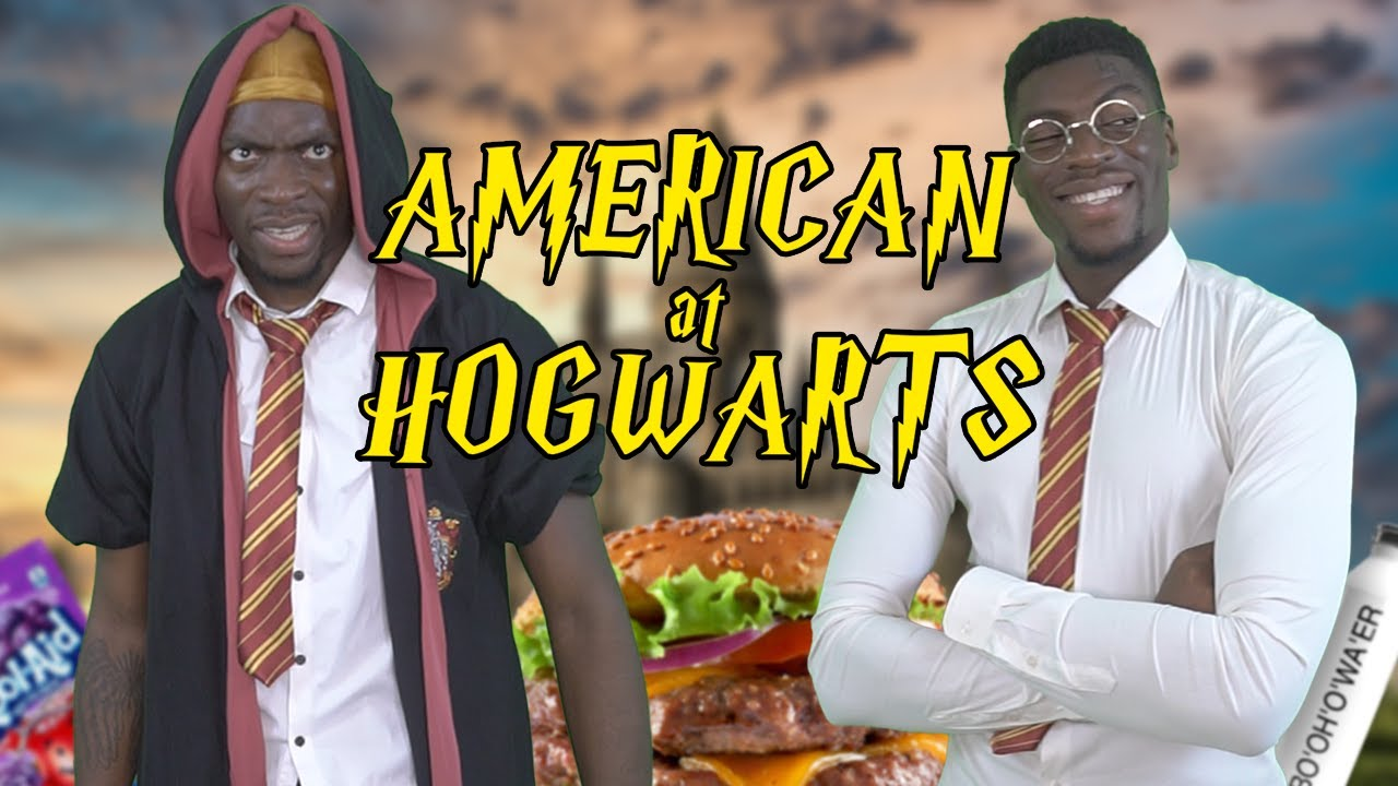 The First American at Hogwarts (Day 2)