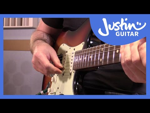 Funk Guitar Strumming Technique & Mechanics: Funk Guitar Course Lesson Tutorial s1p2
