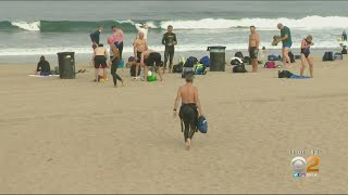Large Crowds Expected At Manhattan Beach On Memorial Day