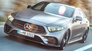 2018 Mercedes CLS World Premiere Commercial New Mercedes CLS Video CARJAM TV