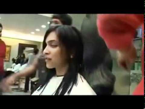 Deepika Padukone Short Haircut -