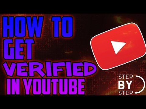 how to get verified in Youtube (html prank)