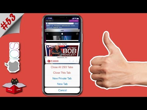 How To Close All Safari Tabs At Once in iOS 12 on iPhone, iPad & iPod Touch