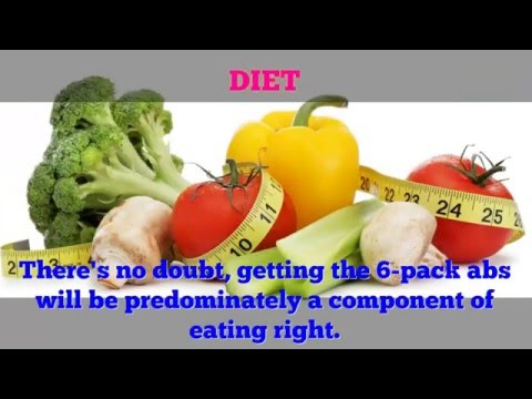 ►Diet Tips For Six-Pack Abs | Don't Have To Eat Less, Just Have to Eat Right.