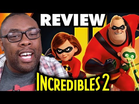 INCREDIBLES 2 Movie Review - Good, Bad & Nerdy