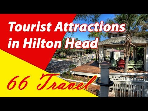 List 14 Tourist Attractions in Hilton Head, South Carolina | Travel to United States