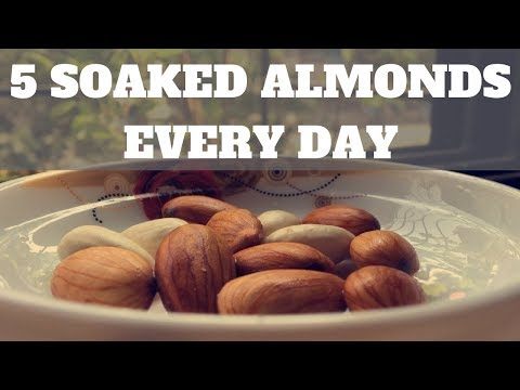 What Will Happen If You Eat 5 Soaked Almonds Every Day | WORKitOUT