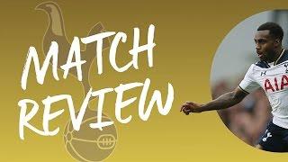 Match Review: Spurs 2-0 Aston Villa 8/1/17