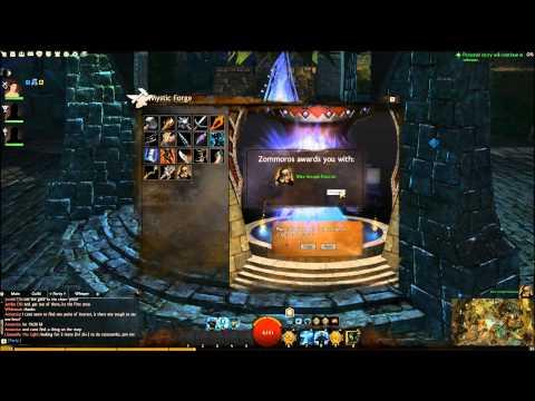Guild Wars 2: Forging Miniatures