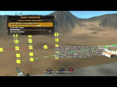 Trials Evolution Editor Tutorial: Making A Plane Fly!