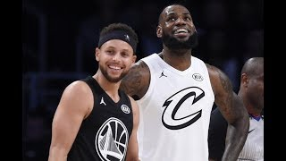 NBA ALL STAR WEEKEND Funny Moments 2018