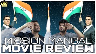 Mission Mangal | SnG: अनादि Movie Review