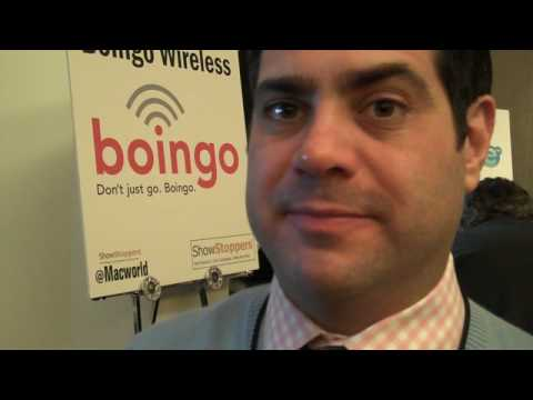 Boingo Wireless at Macworld 2009