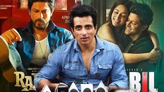 Sonu Sood REACTS On Shahrukh