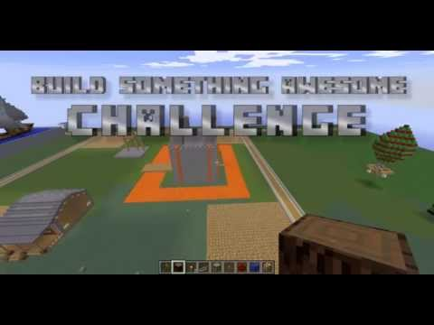 Build Something Awesome Challenge