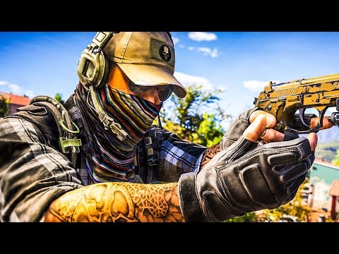 ►Ghost Recon: Wildlands Gameplay & Character Customization◄ Ghost Recon: Wildands PS4 Gameplay