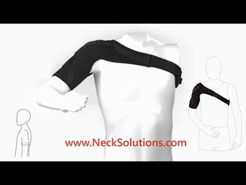Stabilizing Shoulder Brace