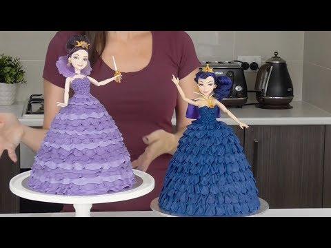 AMAZING PRINCESS Doll CAKES Compilation