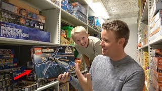 Download What's inside the REAL LEGO Vault? Video
