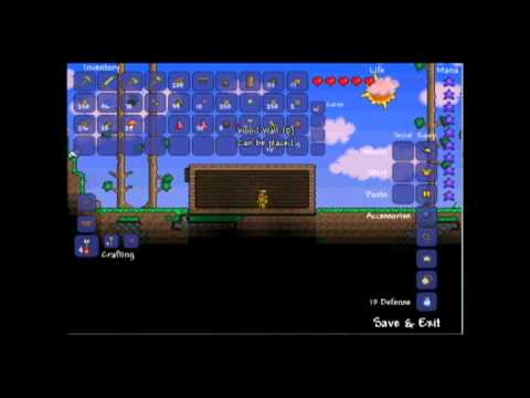 How to build a house - Terraria