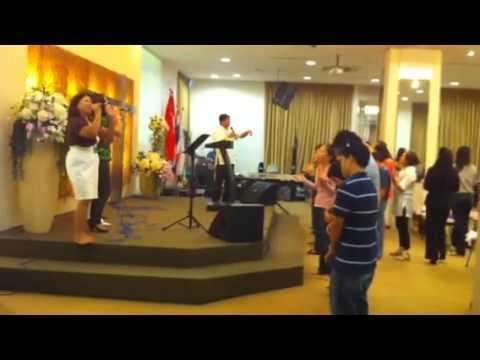 Bethany Church Filipino Community Oct 24 Service Altar Call P1