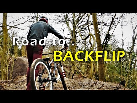 ROAD TO BACKFLIP / Il rentre enfin ! | DROP