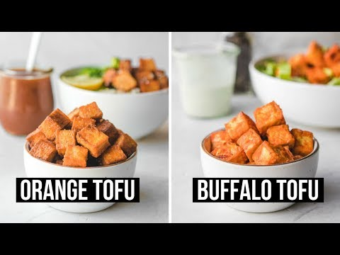 Easy Vegan Tofu Recipes That Don't Suck