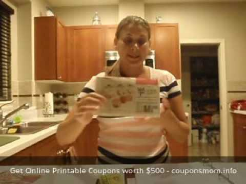 Manufacturer Coupons Printable - Couponing Tips