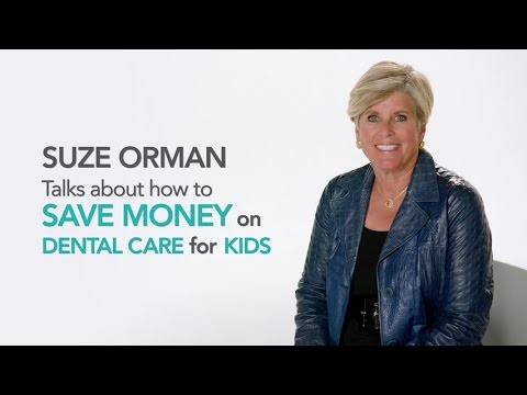 #SuzeOrman: Talks about family savings and dental care