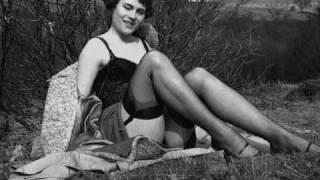 Vintage stockings spick and span something