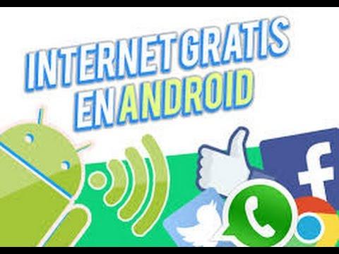 Como tener Internet gratis en cualquier Android 2015 sin Root