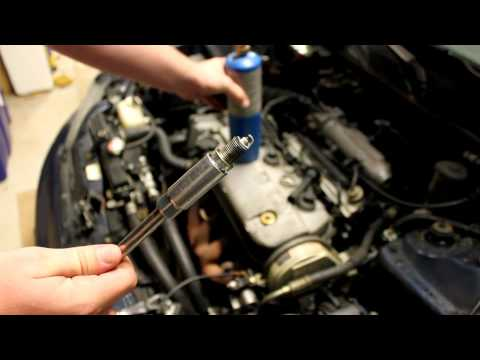How to Rig/Fix Spark Plugs & Wires Save Money