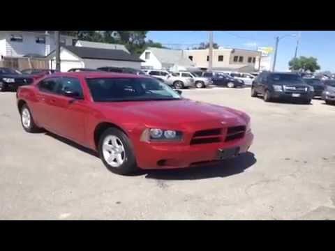 2009 Dodge Charger SE Winnipeg, MB Used Car Dealer