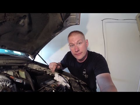 Ford 7.3L Powerstroke Starter Replacement Procedure