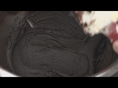 How To Make Black Icing