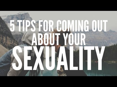 5 TIPS FOR COMING OUT