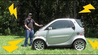 I Bought A 2005 Smart Fortwo With Electrical Problems